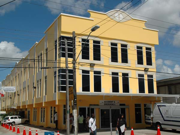 Chaguanas District Health Facility