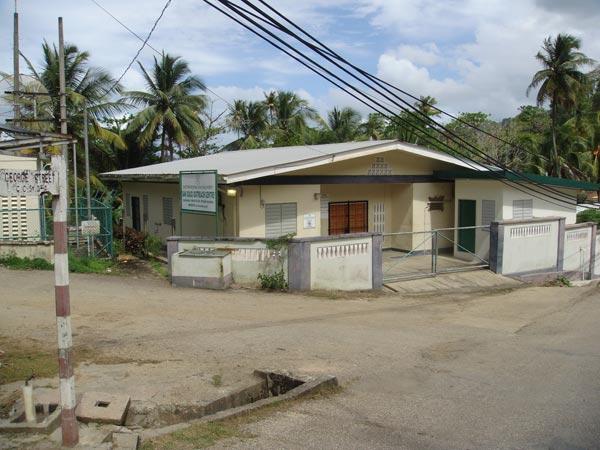 San Souci Outreach Centre