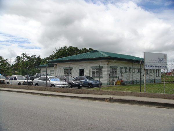 St. Helena Health Centre