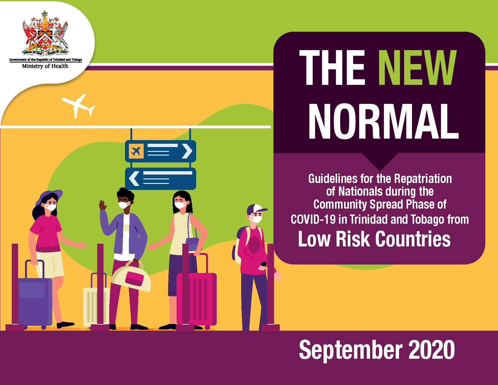 Returning Nationals - Low Risk Countries