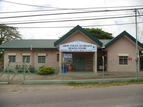 Gran Couva Bay Health Centre