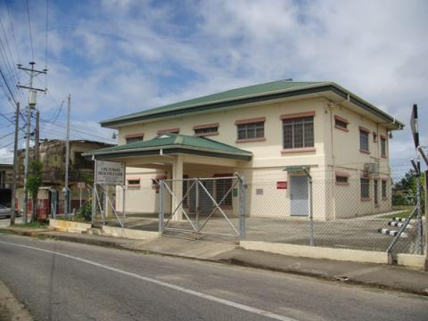 Las Cuevas Health Centre