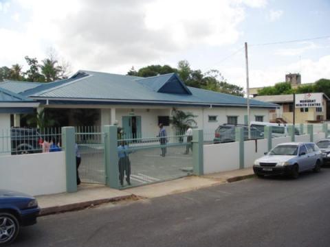 Morvant Health Centre