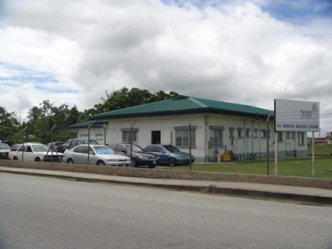 St. Helena Health Centre