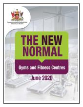 Guidelines for Gyms and Fitness Centres