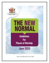 guidelines for worship